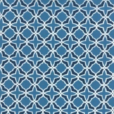 Best. Day. Ever! - Geometric Trellis by April Rosenthal for Moda