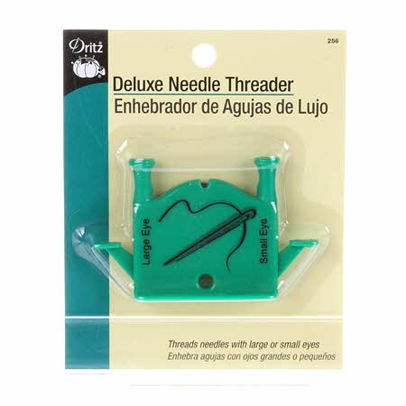 Deluxe Needle Threader from Dritz