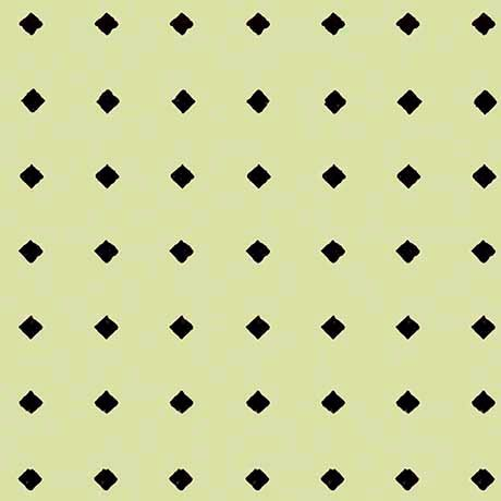 Hatters Tea Party - Diamond Dot in Light Green by Janet Wecker-Frisch for Quilting Treasures