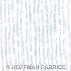 Striped Blender - Skinny Stripes in Frost by Hoffman