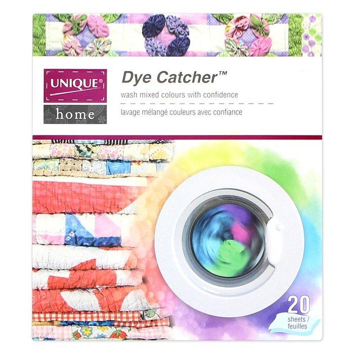 Home Dye Catcher (20 sheets) by Unique