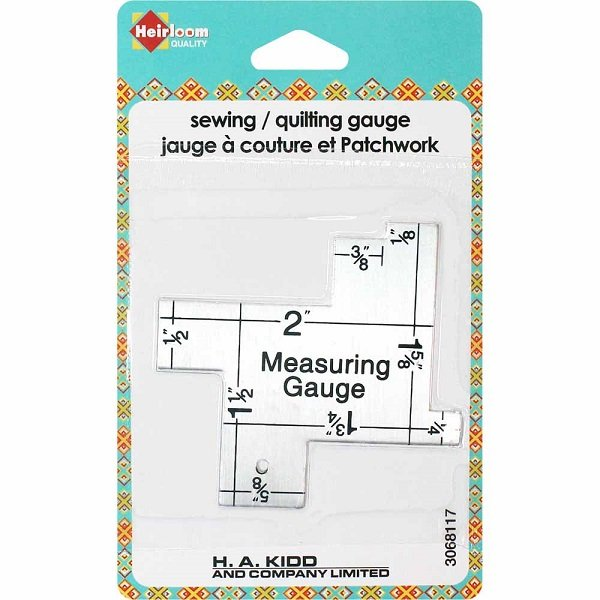 14 in 1 Measuring Gauge by Heirloom