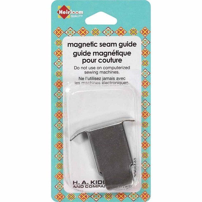 Magnetic Seam Guide by Heirloom