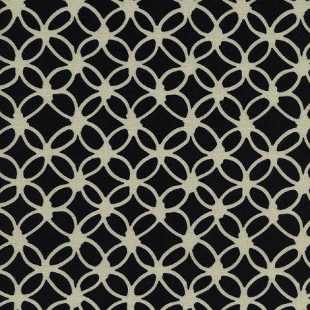 Macrame - Knotty in Midnight by Rashida Coleman-Hale for Cotton + Steel