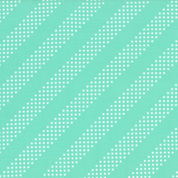 Cotton + Steel Basics - Diagonal Dots in Bluebird by Cotton + Steel