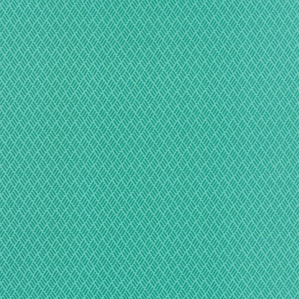 Simply Colorful II - Hash Marks in Aqua by V & Co for Moda