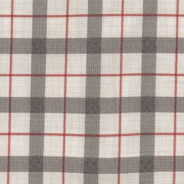 True North - Plaid in Linen by Kate & Birdie Paper Co. for Moda