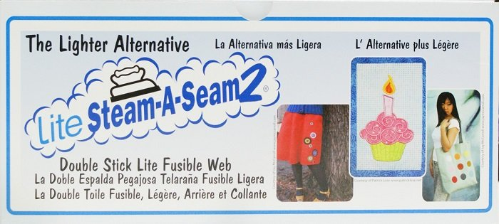 Steam A Seam 2 Lite - 12 wide (sold by metre) by The Warm Company