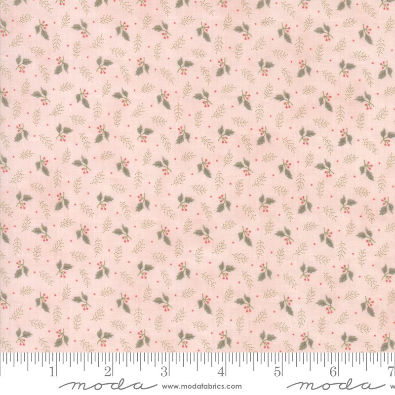 Daybreak - Falling Leaves in Blush by 3 Sisters for Moda