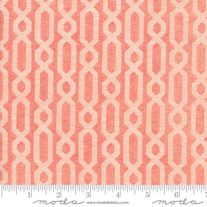 Dandi Annie - Chain Lattice in Petal by Robin Pickens for Moda