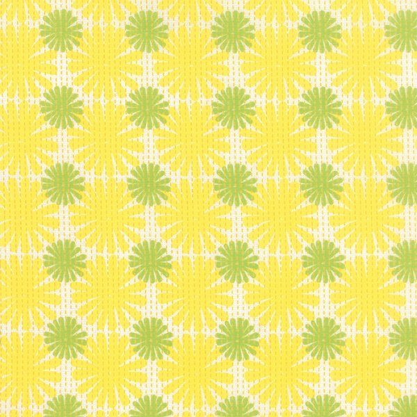 Good Karma - Burst in Yellow by Stephanie Ryan for Moda
