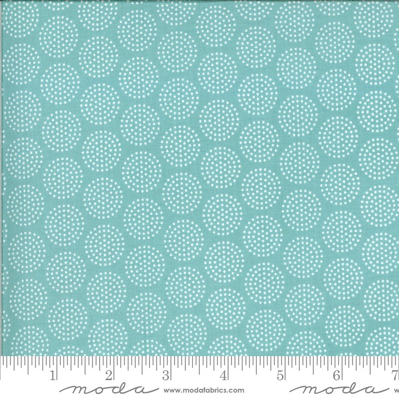 Animal Crackers - Dots on Splash by Sweetwater for Moda
