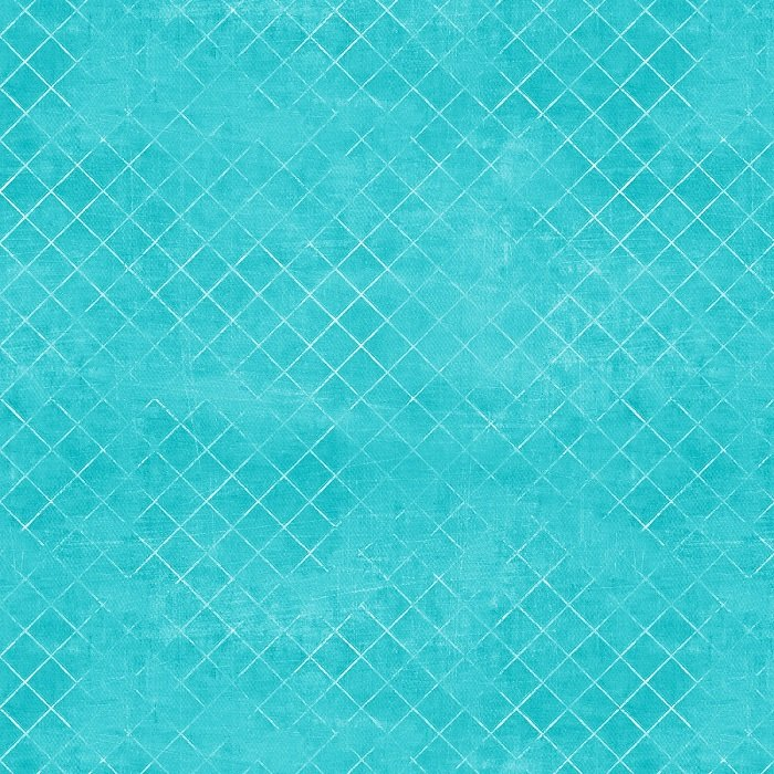 Trellis Wide Back (108 wide) in Aqua by Danhui Nai for Wilmington Prints