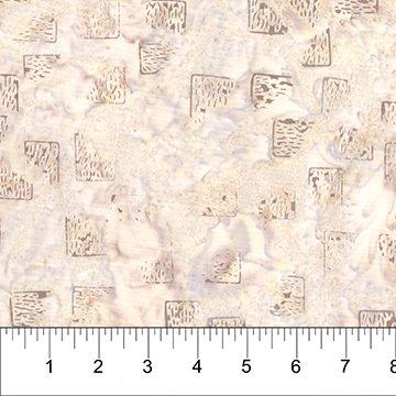 Patio Batiks - Bricks on Sandstone by Pat Fryer for Banyan Batiks
