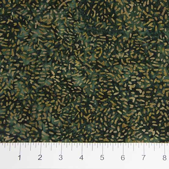 Ketan Batiks - Texture in Pines by Banyan Batiks for Northcott