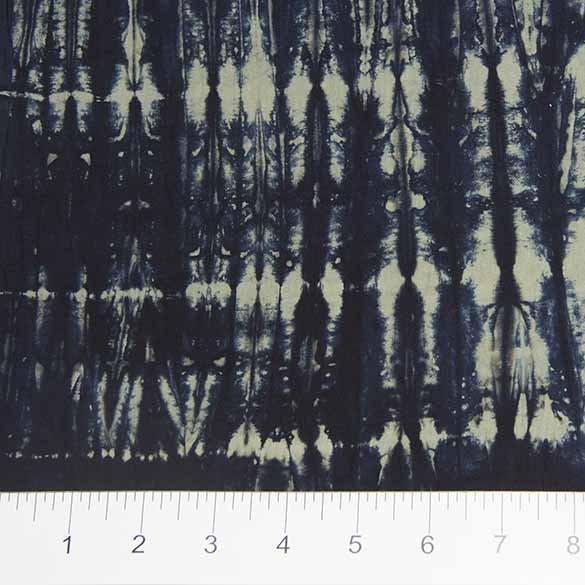 Shibori Batiks - Texture in Grey / Black by Banyan Batiks for Northcott