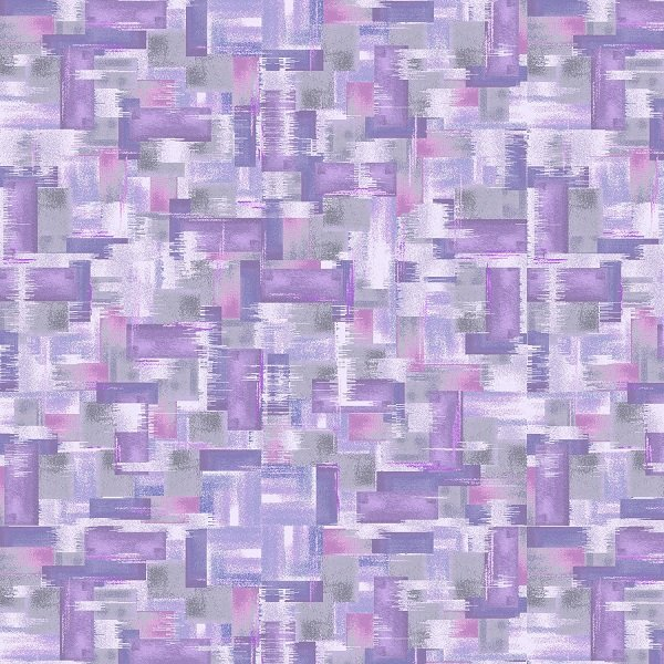 Pearl Luxe - Tile Texture in Light Purple Pearlescent by Pattern Wheel Studio for Henry Glass