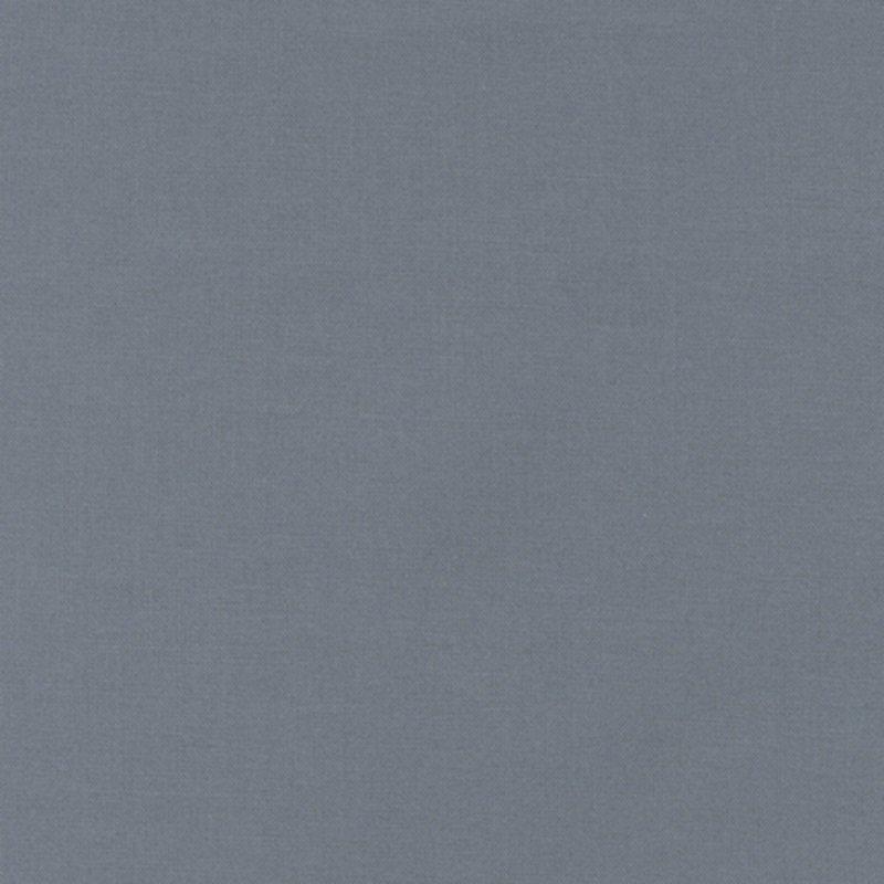 Kona Solid in Steel by Robert Kaufman