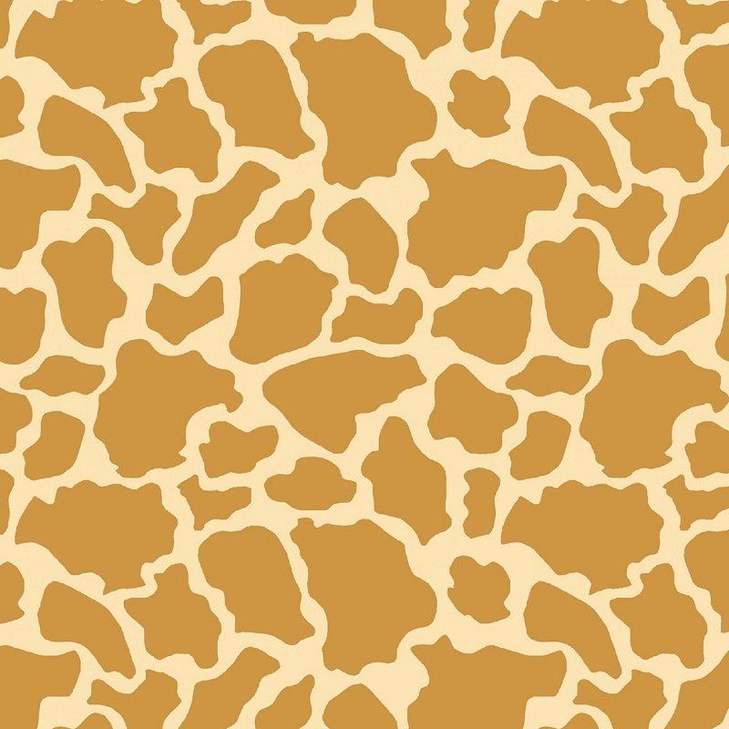 Wild & Free - Giraffe Skin in Tan by Jessica Mundo for Henry Glass