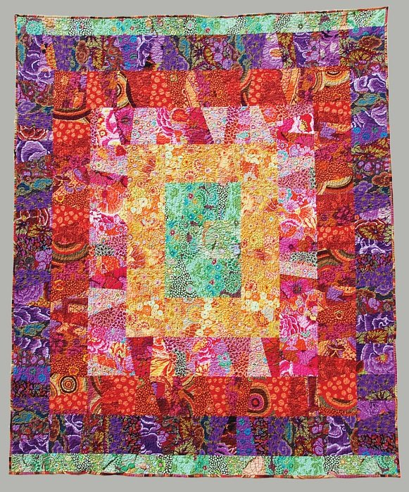 Pattern - All Together Now (60 x 72) by Marcea Owen and Janice Liljenquist from Abbey Lane Quilts