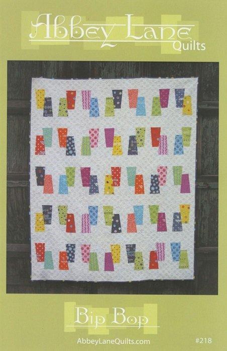 Pattern - Bip Bop (62 x 72)  by Marcea Owen and Janice Liljenquist from Abbey Lane Quilts
