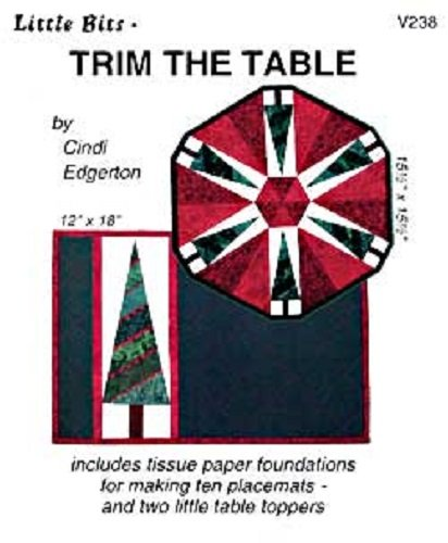 Pattern - Little Bits: Trim the Table by A Very Special Collection