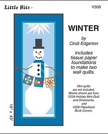 Pattern - Little Bits: Winter by A Very Special Collection