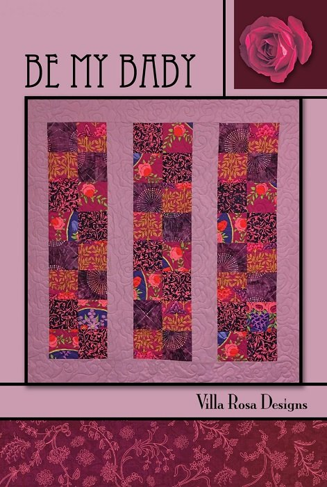 Be My Baby - A Villa Rosa Pattern (43 x 44)