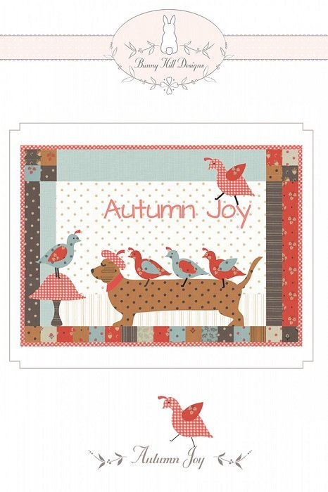 Pattern - Autumn Joy (17 x 12) by Bunny Hill Designs
