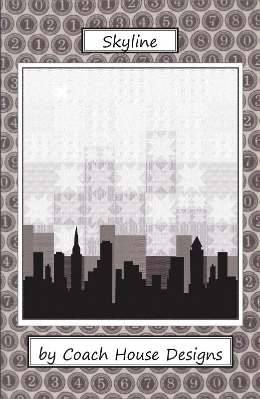 Pattern - Skyline (84 x 96) by Coach House Designs