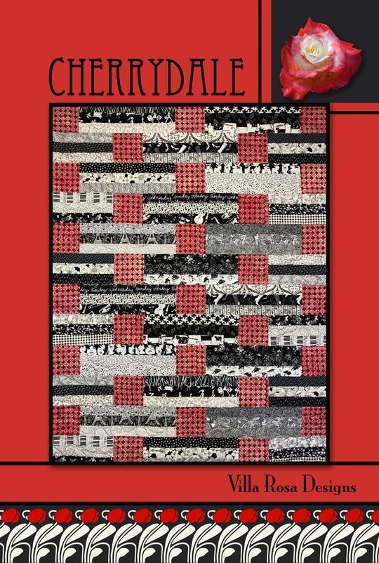 Cherrydale  - A Villa Rosa Pattern (57 x 72)