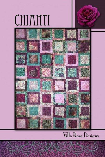 Chianti - A Villa Rosa Pattern (54 x 72)