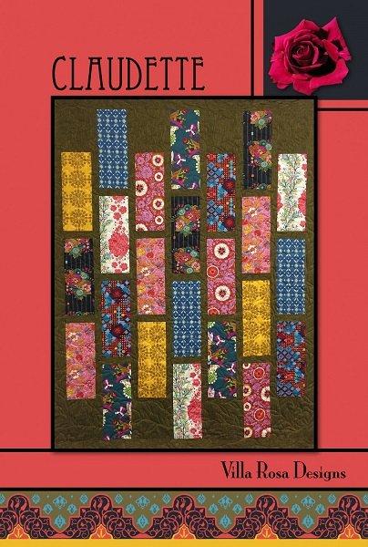 Claudette - A Villa Rosa Pattern (57 x 75)