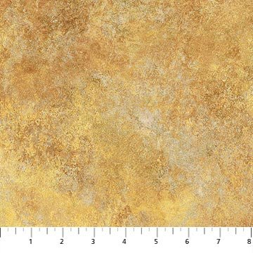 Wild Horses Stonehenge - Texture in Light Gold by Linda Ludovico for Northcott (Digital)