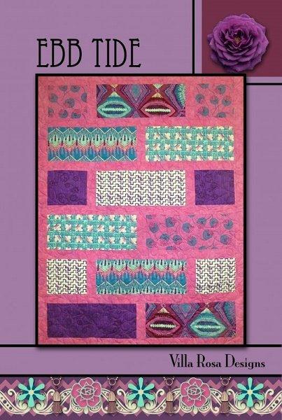 Ebb Tide - A Villa Rosa Pattern (47 x 61)