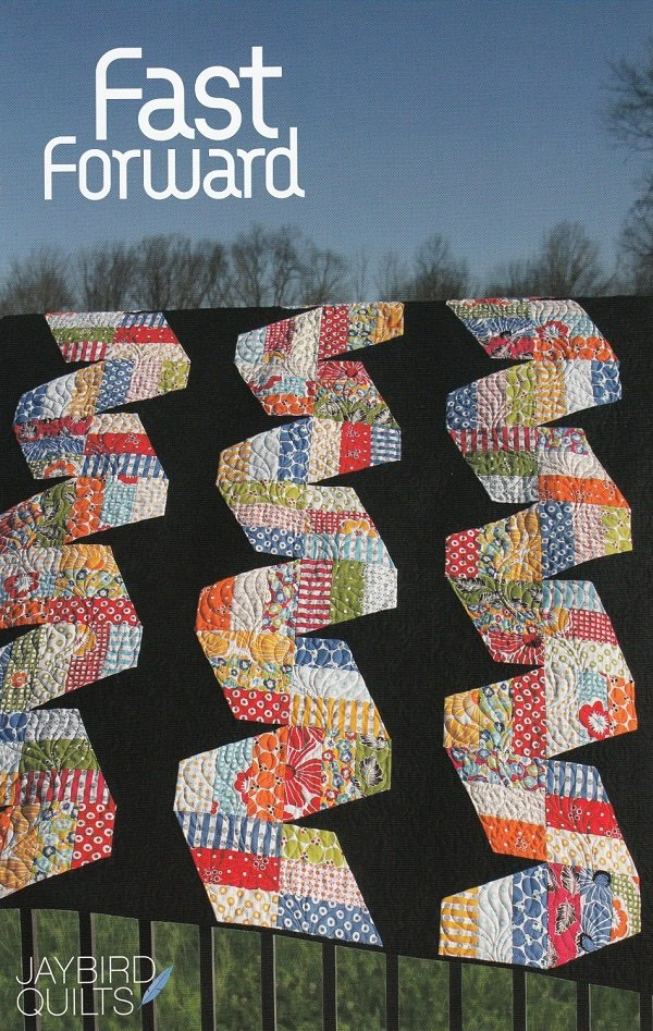 Pattern - Fast Forward (5 sizes included) by Julie Herman for Jaybird Quilts