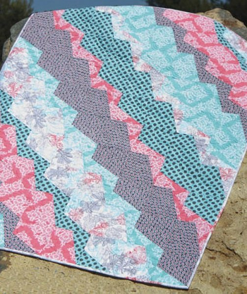 Pattern - Ditto (5 sizes included) by Julie Herman for Jaybird Quilts