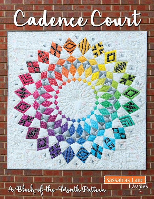 Pattern - Cadence Court by Kristy Wolf and Shayla Wolf from Sassafras Lane Designs