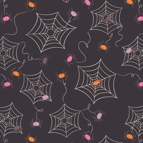 Spooky 'n Sweeter - Creeping it Real by Art Gallery Studio for Art Gallery Fabrics