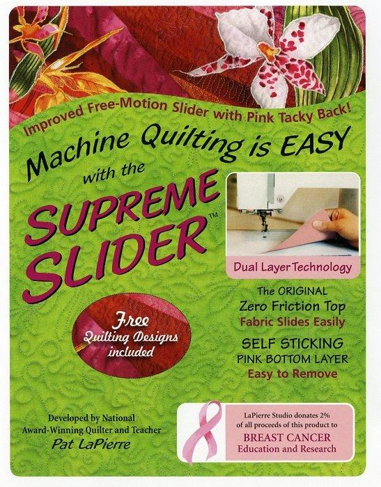 Supreme Slider (8.5 x 11) by LaPierre Studio