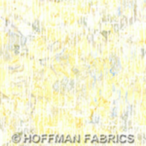 Acres to Sew Batiks in Bleached by Hoffman