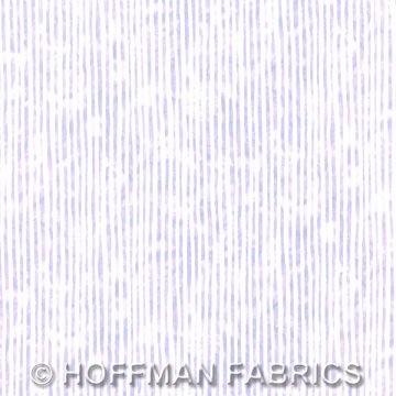 Striped Blender - Skinny Stripes in Lilac by Hoffman