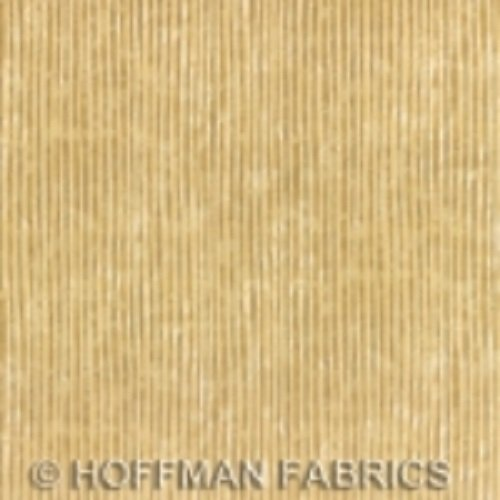 Striped Blender - Skinny Stripes in Cream by Hoffman