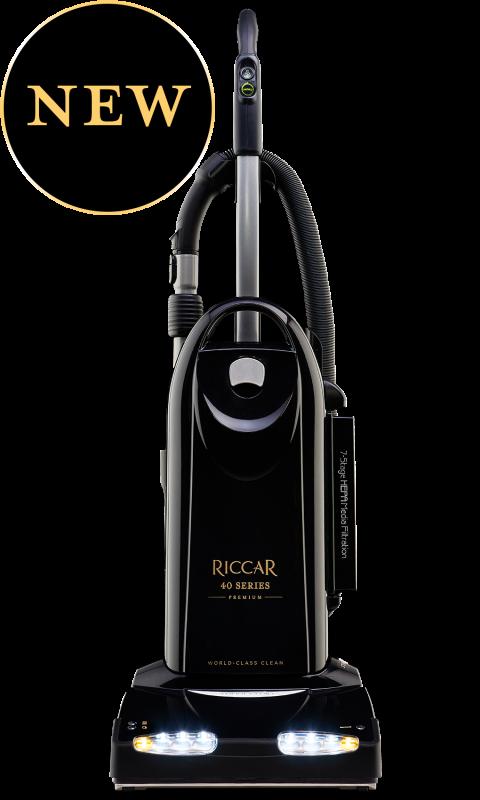 Premium Riccar Tandem Air Vacuum - R40P