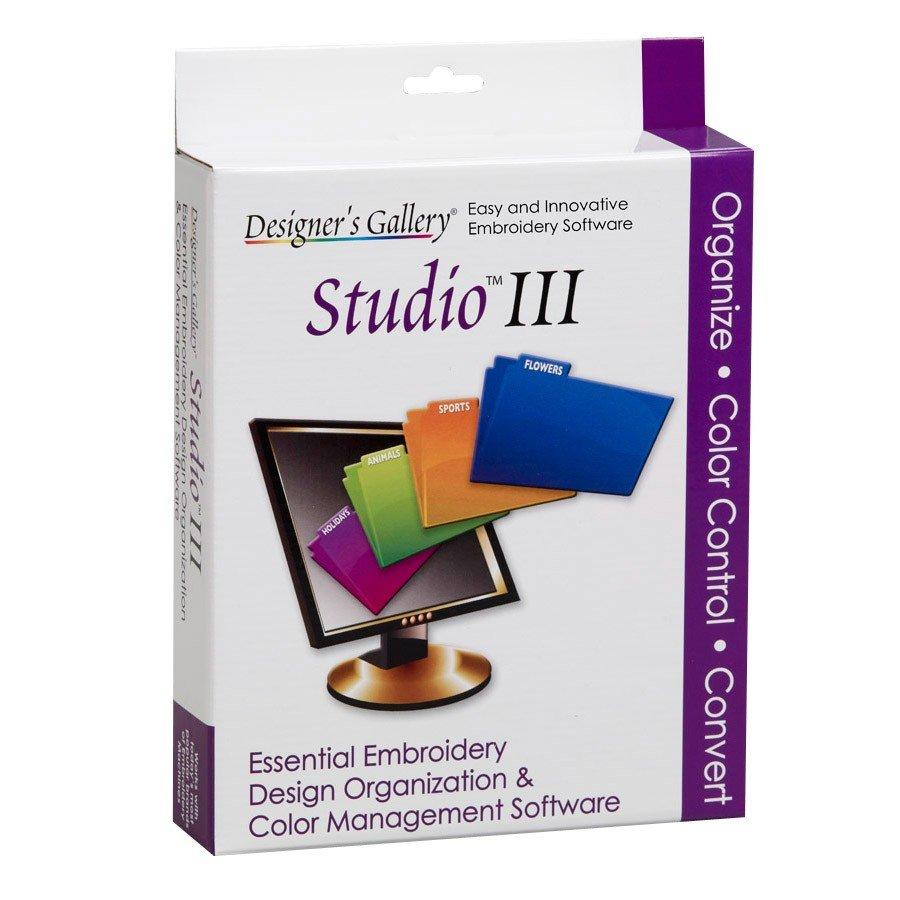 Designer's Gallery Studio III