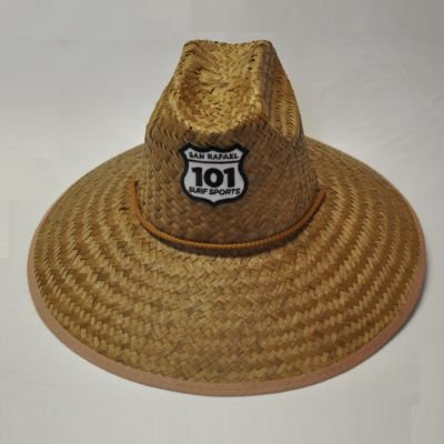 101 Surf Sports Straw Hat