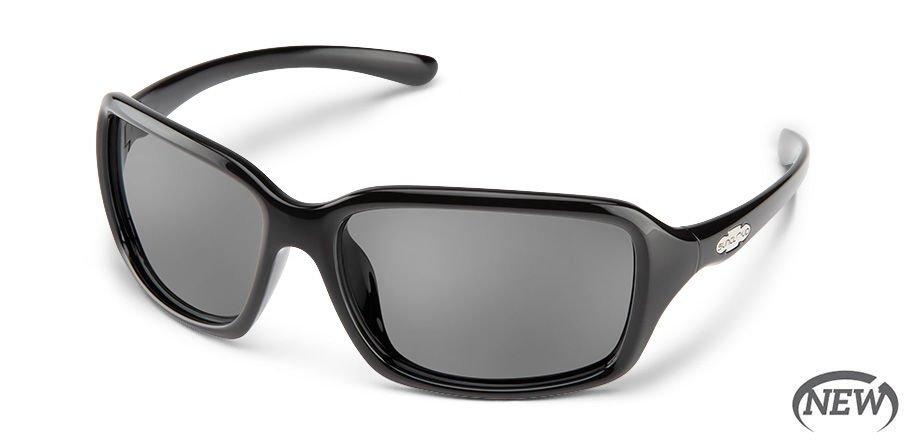 Suncloud Fortune Black/Plr Grey