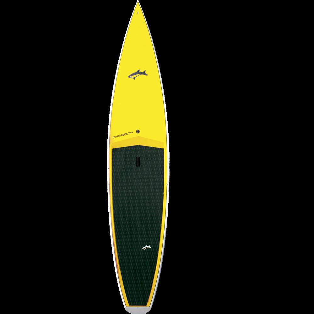 Jimmy Lewis 12'6 x 27.5 (235L) Stiletto -Yellow