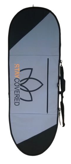 Stay Covered 6'  Surf Round Nose Board Bag