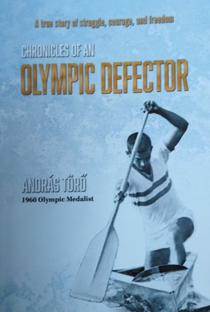 Chronicles of an Olympic Defector by Andy Toro